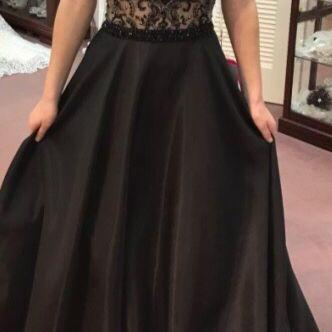 Charming Black Halter Beading Prom Dress,Long Sleeveless Prom Party Dress,2017 Evening Dress